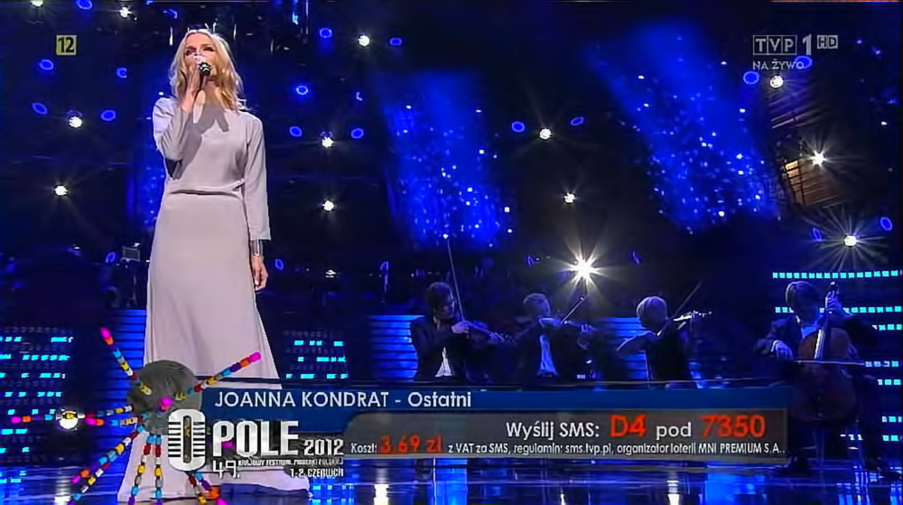 Joanna Kondrat
